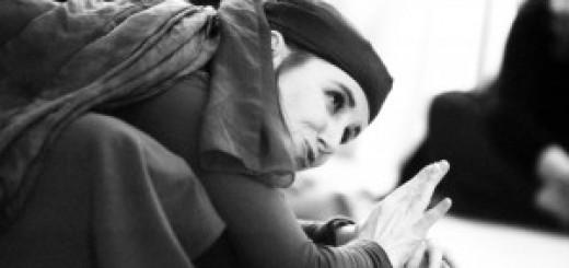 Lavoro corporeo nella lezione di Hilal Dance